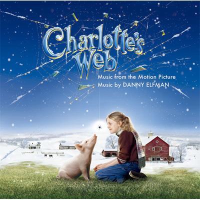 「シャーロットのおくりもの」 オリジナル・サウンドトラック画像