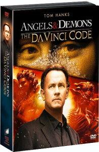 【送料無料】【ポイント3倍映画】天使と悪魔/ダ・ヴィンチ・コード DVDダブルパック