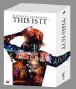 THIS IS IT メモリアル DVD BOX[2枚組]