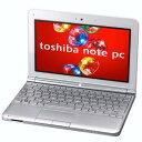 TOSHIBA dynabook UX/23JWH スノーホワイト PAUX23JNLWH