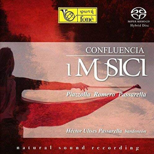 【輸入盤】Confluencia-piazzolla, Passarella, Aldemaro Romero: I Musici (Hyb)(Ltd)画像