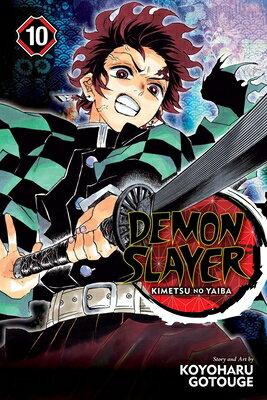 洋書, FAMILY LIFE & COMICS Demon Slayer: Kimetsu No Yaiba, Vol. 10, Volume 10 DEMON SLAYER KIMETSU NO YA V10 Demon Slayer: Kimetsu No Yaiba Koyoharu Gotouge