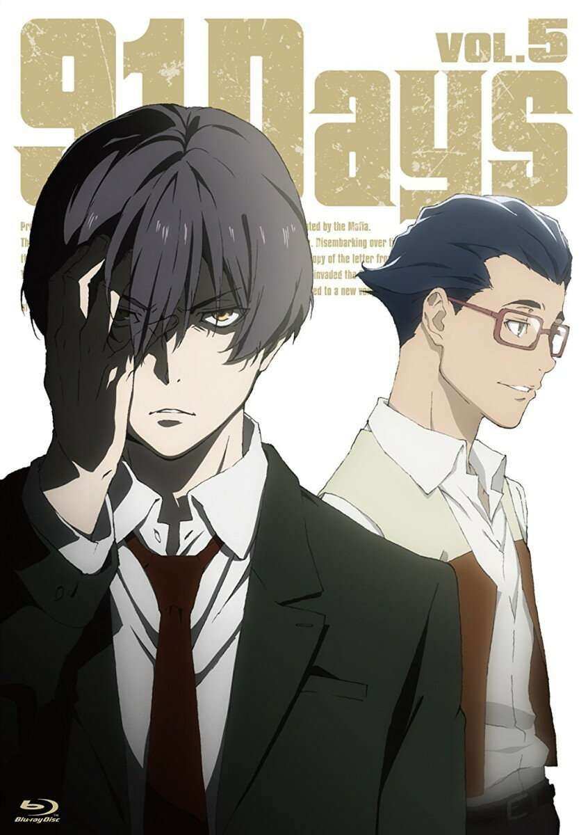 91Days VOL.5【Blu-ray】画像