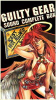 GUILTY GEAR SOUND COMPLETE BOX