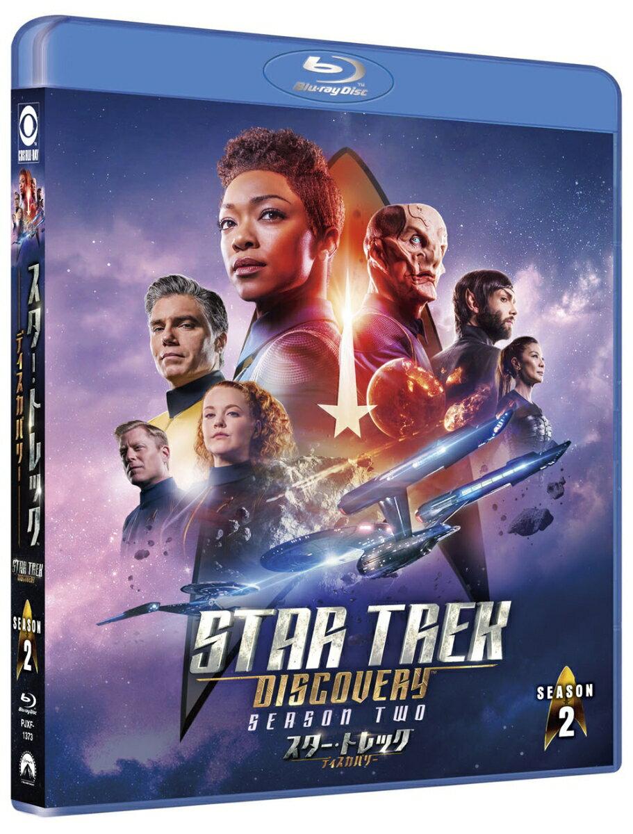 スター・トレック:ディスカバリー シーズン2 Blu-ray<トク選BOX>【4枚組】【Blu-ray】