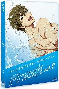 Free!2【Blu-ray】画像
