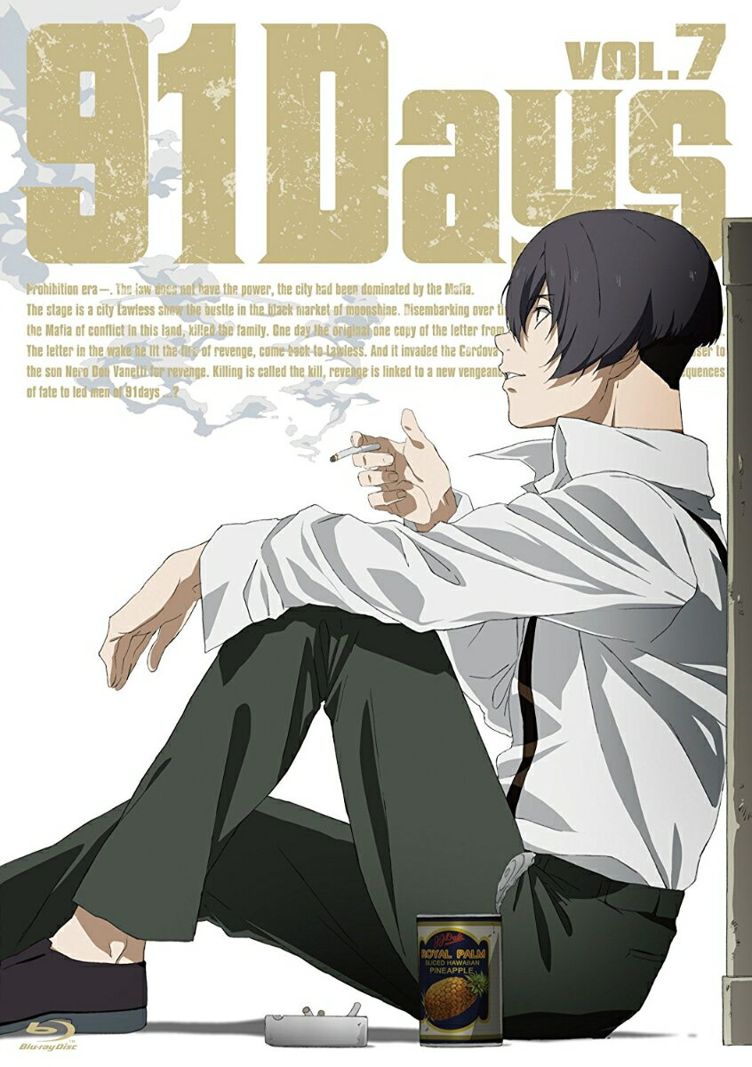91Days VOL.7【Blu-ray】画像