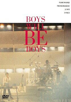 高橋幸宏ライブ 1983 ボーイズ ウィル ビー ボーイズ画像