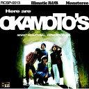 【送料無料】Here are OKAMOTO'S [ OKAMOTO'S ]