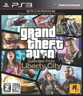 grand theft auto episodes From Liberty City 【PS3】