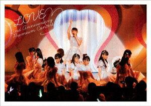 =LOVE デビュー2周年記念コンサート (初回仕様限定盤)【Blu-ray】