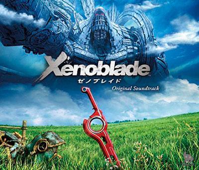 Xenoblade Original Soundtrack(4CD)画像