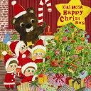 【送料無料】KIDS BOSSA Happy Christmas [ Mannu & Eliza Lacerda ]