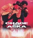 【送料無料】CONCERT MOVIE GUYS【Blu-ray】 [ CHAGE AND ASKA ]
