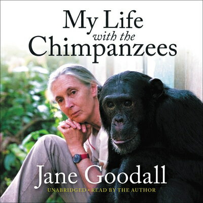 My Life with the Chimpanzees画像