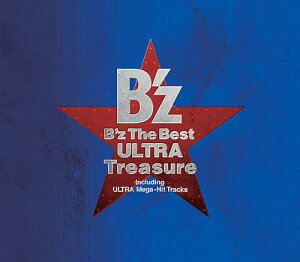 "【送料無料】B'z The Best""ULTRA Treasure""(2CD+DVD)"
