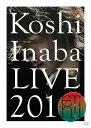 【送料無料】Koshi Inaba LIVE 2010 〜enII〜