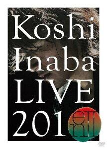 【送料無料】Koshi Inaba LIVE 2010 ~enII~