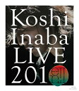 【送料無料】Koshi Inaba LIVE 2010 〜enII〜【Blu-ray Disc Video】
