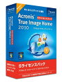 Acronis True Image Home 2010 5ライセンスパック