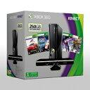 Xbox360 250GB + Kinect プレミアムセット