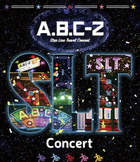 A.B.C-Z Star Line Travel Concert Blu-ray(初回限定盤)【Blu-ray】画像