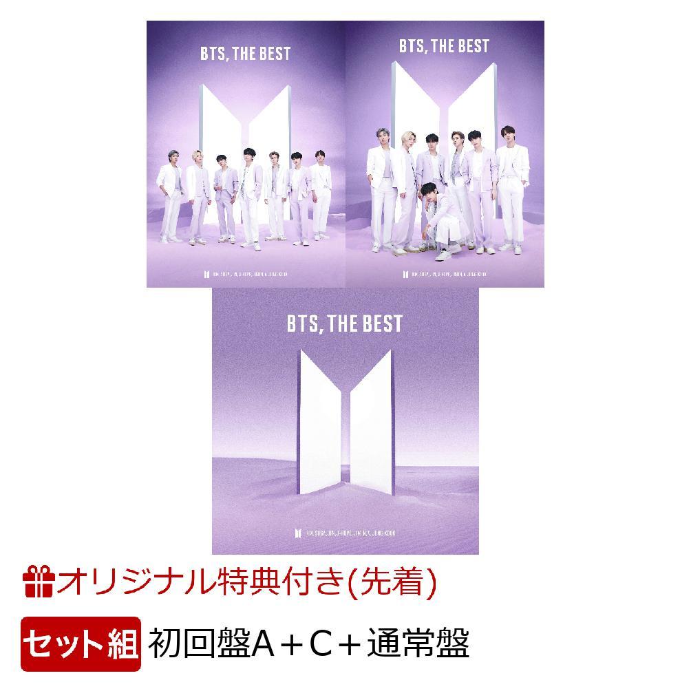 韓国(K-POP)・アジア, その他 BTS, THE BEST(Blu-rayA 2CDBlu-rayC)() BTS()