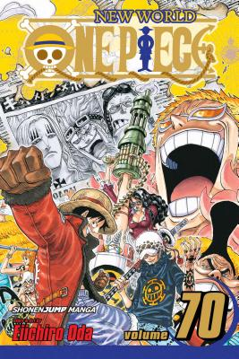 One Piece, Volume 70画像
