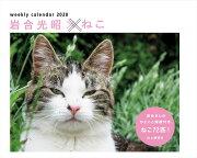 カレンダー2020 岩合光昭×ねこ
