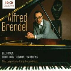 ブラームス - ピアノ協奏曲 第1番 ニ短調 作品15(アルフレート・ブレンデル)