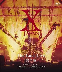 【楽天ブックスならいつでも送料無料】X JAPAN THE LAST LIVE 完全版 【Blu-ray】 [ X JAPAN ]