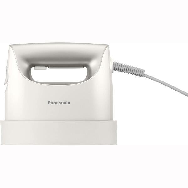 Panasonic 衣類スチーマー (アイボリー) NI-FS760-C