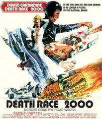 デス・レース2000年 HDニューマスター 轢殺エディション【Blu-ray】 [ デヴィッド…