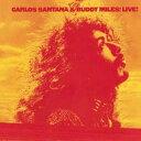 【輸入盤】Live [ Carlos Santana / Buddy Miles ]