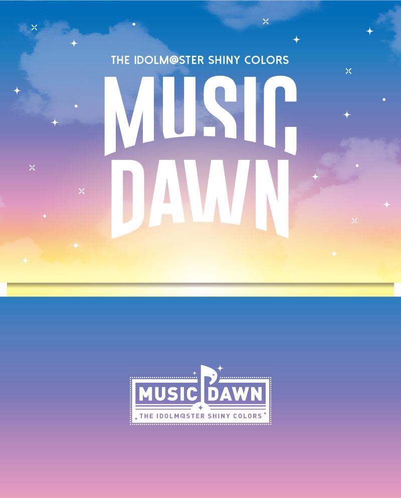 キッズアニメ, その他 THE IDOLMSTER SHINY COLORS -MUSIC DAWN-Blu-ray