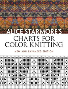 Alice Starmore's Charts for Color Knitting ALICE STARMORES CHARTS FOR COL (Dover Knitting, Crochet, Tatting, Lace) [ Alice Starmore ]