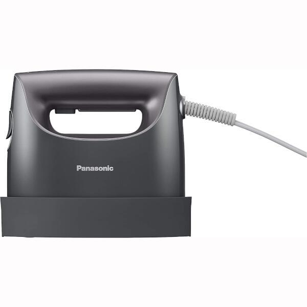 Panasonic 衣類スチーマー (ダークグレー) NI-FS760-H
