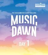 シャニマス初の音楽番組「MUSIC DAWN」Blu-ray化!