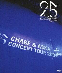 【送料無料】CHAGE and ASKA CONCERT TOUR 2004 two-five【Blu-ray】 [ CHAGE and ASKA ]