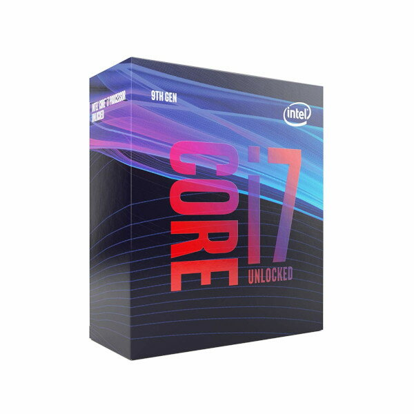 Intel Core i7-9700K BOX BX80684I79700K