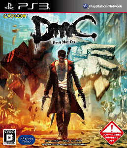 【送料無料】DmC Devil May Cry PS3版