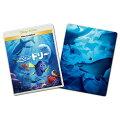 オンライン数量限定商品:ファインディング・ドリー MovieNEXプラス3Dスチールブック
