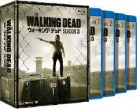ウォーキング・デッド3 Blu-ray BOX-1【Blu-ray】