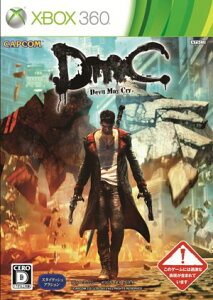 【送料無料】DmC Devil May Cry Xbox360版