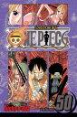 One Piece, Volume 50 [With Sticker(s)] 1 PIECE VOLUME 50 (One Piece) [ Eiichiro Oda ]