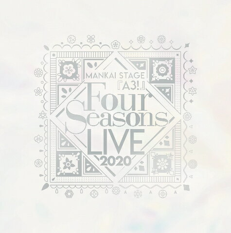 MANKAI STAGE『A3!』Four Seasons LIVE 2020【Blu-ray】