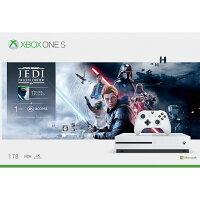 Xbox One S 1 TB (Star Wars ジェダイ:フォールン・オーダー デラックス エディション 同梱版)の画像