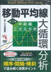 DVD>移動平均線大循環分析(第2巻(中級編)) 三次元分析 [Wizard Seminar DVD Library] (<DVD>) [ 小次郎講師 ]