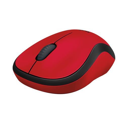 ロジクール 静音コードレスマウス M221RD