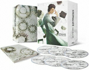 STEINS;GATE コンプリート Blu-ray BOX【Blu-ray】 [ 宮野真守 …